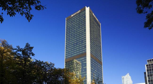 ワルシャワ マリオット ホテル - ワルシャワ - 建物