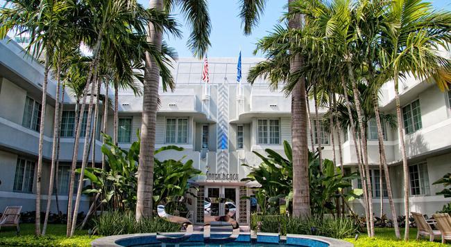 SBH South Beach Hotel - マイアミ・ビーチ - 建物