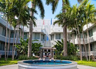 SBH サウス ビーチ ホテル