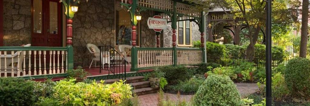 コーナーストーン ベッド & ブレックファースト - フィラデルフィア - 建物