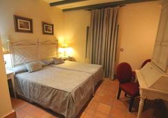 Hacienda Montija Hotel - ウエルヴァ - 寝室