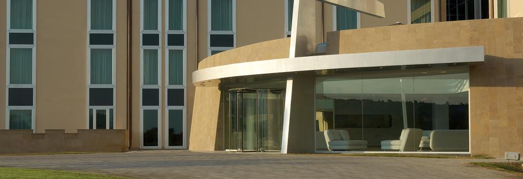 A ポイント アレッゾ パーク ホテル - アレッツォ - 建物