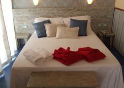 オスティア アンティカ パーク ホテル & スパ - ローマ - 寝室