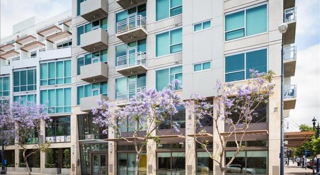 テンス アベニュー アパートメント バイ ステイ アルフレッド - サンディエゴ - 建物