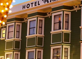 ホテル ボエーム