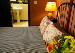 ホテル ボエーム - サンフランシスコ - 寝室