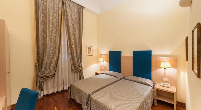 ホテル メディチ - ローマ - 寝室
