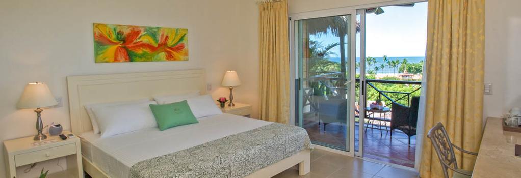 Jardín Del Edén Boutique Hotel - Tamarindo - 寝室