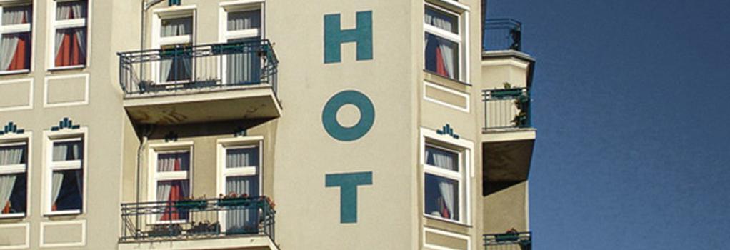 ホテル ララット - ベルリン - 建物