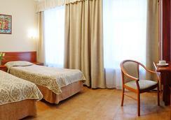 コンフォート ホテル - サンクトペテルブルク - 寝室