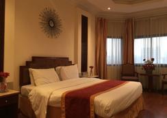 Bahrain Carlton Hotel - マナーマ - 寝室