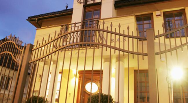 Hotel B.a.s Villa Residence - クラクフ - 建物