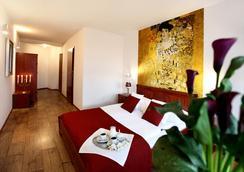 Hotel B.A.S Villa Residence - クラクフ - 寝室