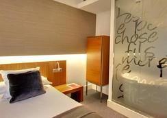 ホテル カールトン - ビルバオ - 寝室