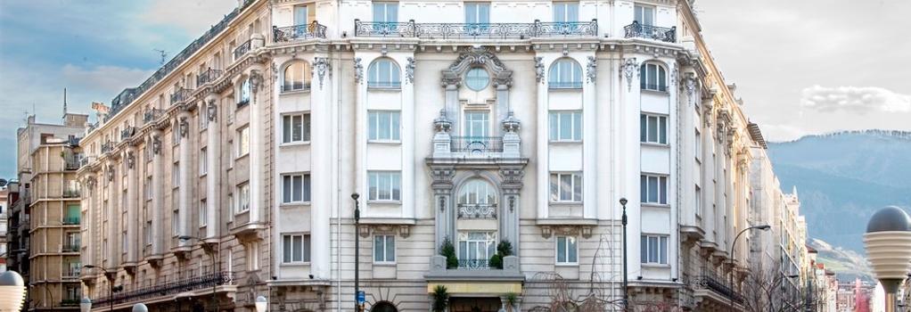 ホテル カールトン - ビルバオ - 建物