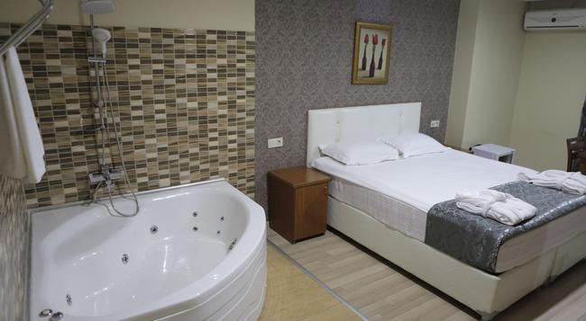 サヒル ブティック ホテル - イスタンブール - 寝室