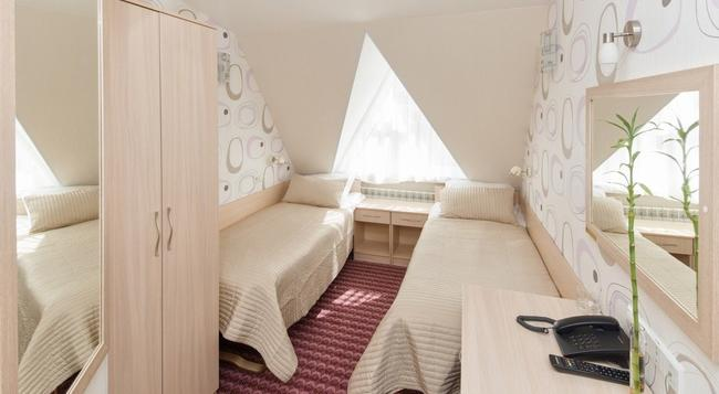 スカイ ホテル - サンクトペテルブルク - 寝室