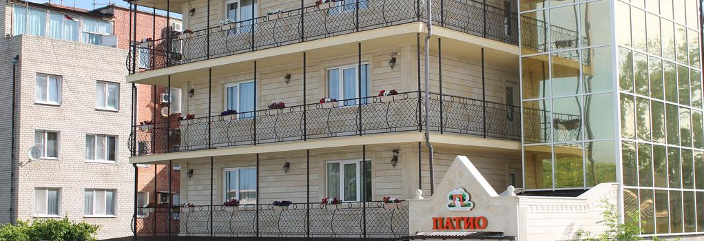 Anapa-Patio Guest House - アナパ - 屋外の景色