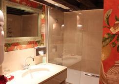 ホテル ド ラ ブルトヌリ - パリ - 浴室