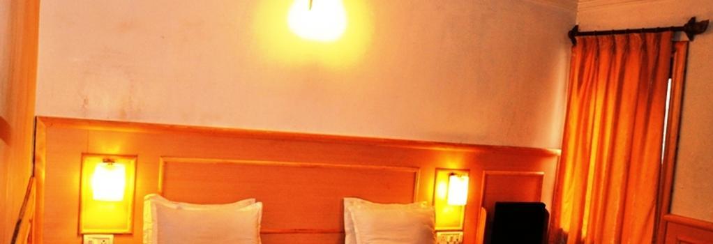 Hotel Sadaf - Srinagar - 寝室