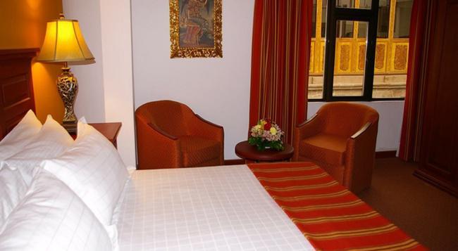 テラ アンディナ ホテル クスコ - クスコ - 寝室