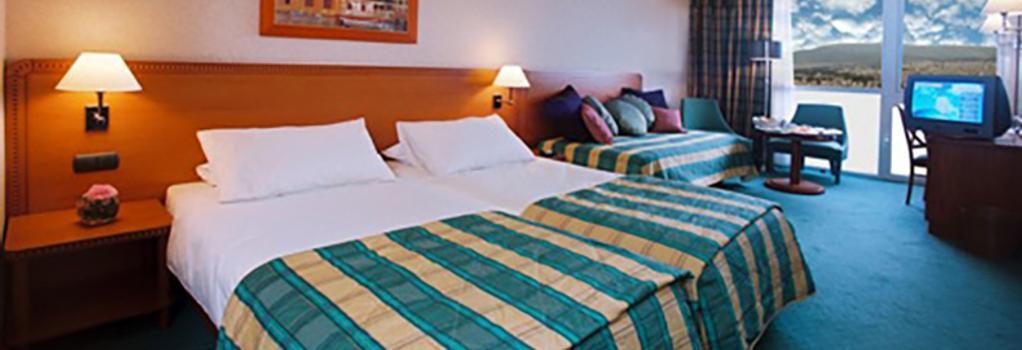 プレジデント ホテル - アテネ - 寝室