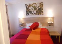 ロサンゼルス アドベンチャラー オール スイート ホテル - イングルウッド - 寝室