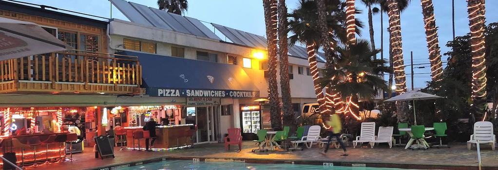 ロサンゼルス アドベンチャラー オール スイート ホテル - イングルウッド - 建物