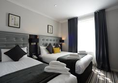 エアウェイズ ホテル ビクトリア - ロンドン - 寝室