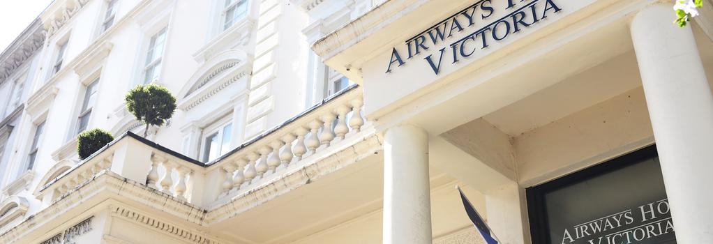 エアウェイズ ホテル ビクトリア - ロンドン - 建物