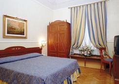 ホテル パラディウム パレス - ローマ - 寝室