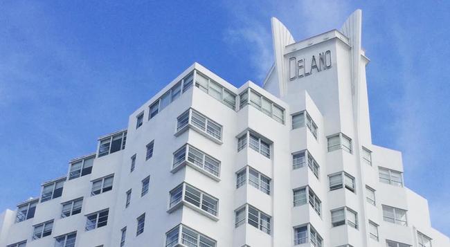 デラノ サウスビーチ - マイアミ・ビーチ - 建物