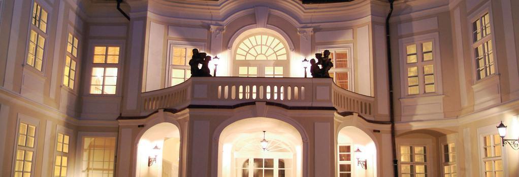 Pachtuv Palace - プラハ - 建物