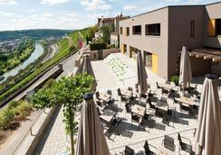 シュロスホテル シュタインブルク - ヴュルツブルク - テラス