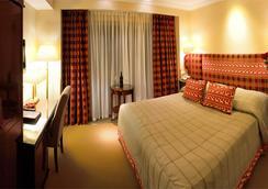 スイス ホテル - リヴィウ - 寝室