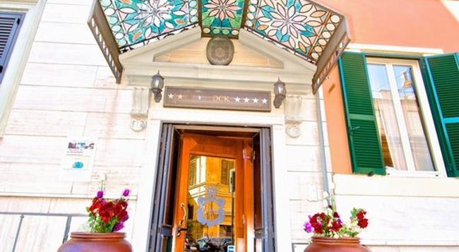 ホテル ドック - ローマ - 建物