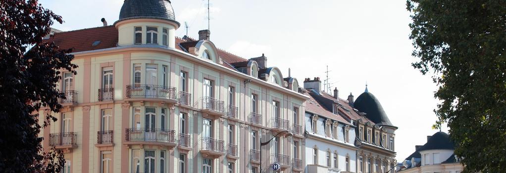 Hôtel Escurial - メス - 屋外の景色