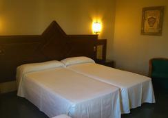 Hotel Zeus - メリダ - 寝室
