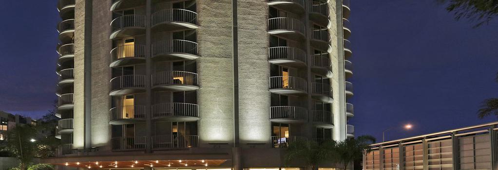 ホテル アンジェリーノ - ア ジョワ ド ヴィーヴル ブティック ホテル - ロサンゼルス - 建物