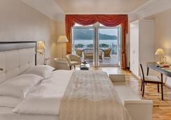 グランド ホテル スイス マジェスティック - モントルー - 寝室