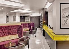 グランド ホテル スイス マジェスティック - モントルー - ロビー
