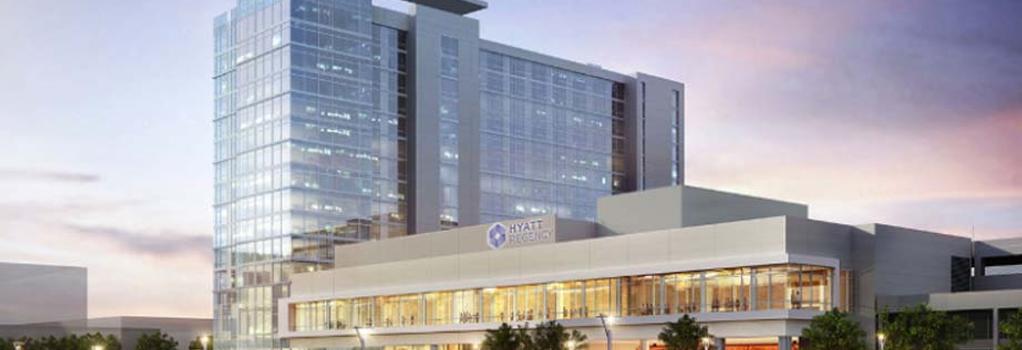 Hyatt Regency Houston Galleria - ヒューストン - 建物