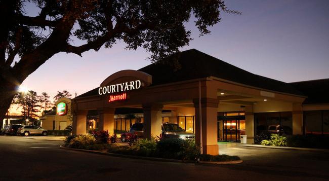 Courtyard by Marriott Houston I-10 West-Energy Corridor - ヒューストン - 建物
