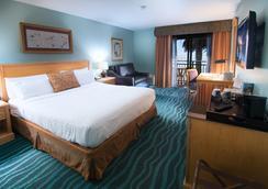 オーシャン パーク イン - サンディエゴ - 寝室