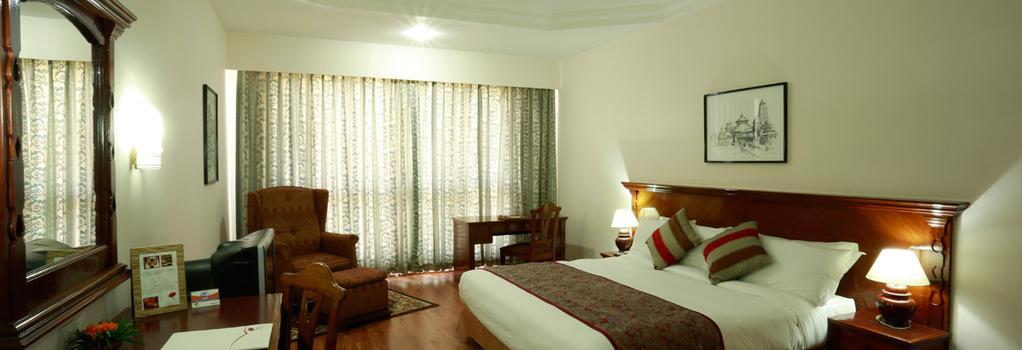 ホテル ポカラ グランデ - ポカラ - 寝室