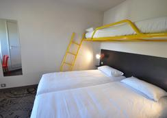 P'Tit Dej-Hotel Limoges Nord - リモージュ - 寝室