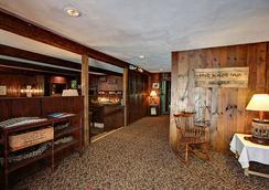 Hob Knob Inn and Restaurant - ストウ - ロビー