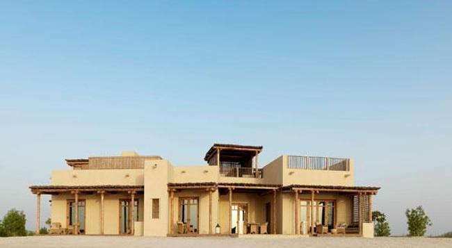 アナンタラ シル バニ ヤス アイランド アル ヤム ヴィラ リゾート - Sir Bani Yas - 建物