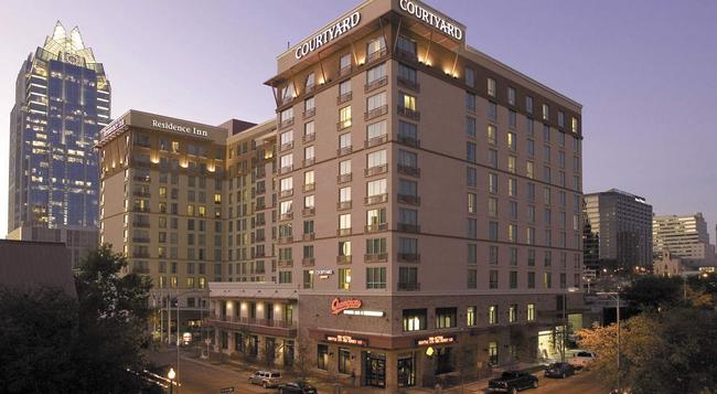 Courtyard by Marriott Austin Downtown Convention Center - オースティン - 建物