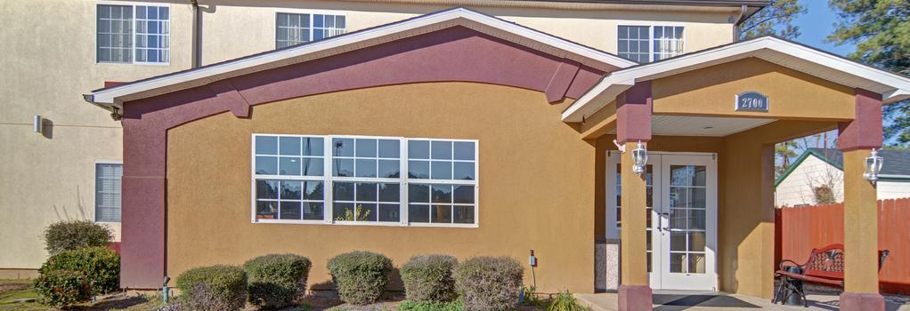 Americas Best Value Inn & Suites - Longview - 建物